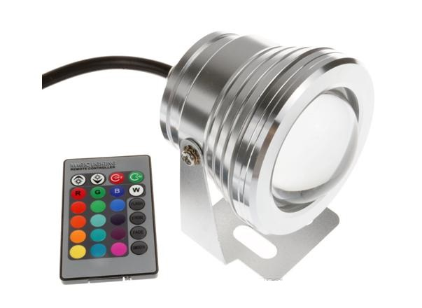 SMD Lighting H1010 RGB LED reflektor 10W, 12V
